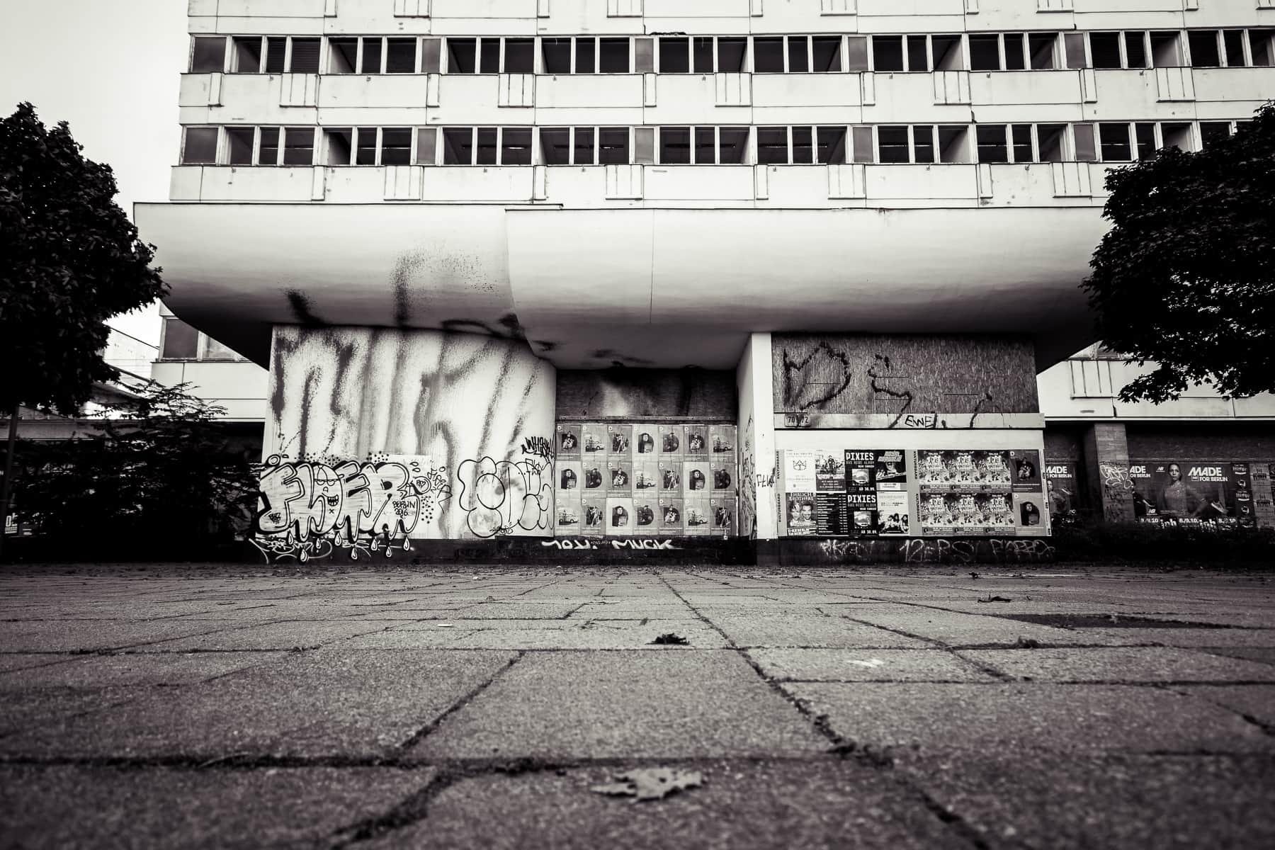 Berlin lost office