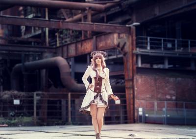 Sahki Cosplay - Steampunk Faun Brenzinger