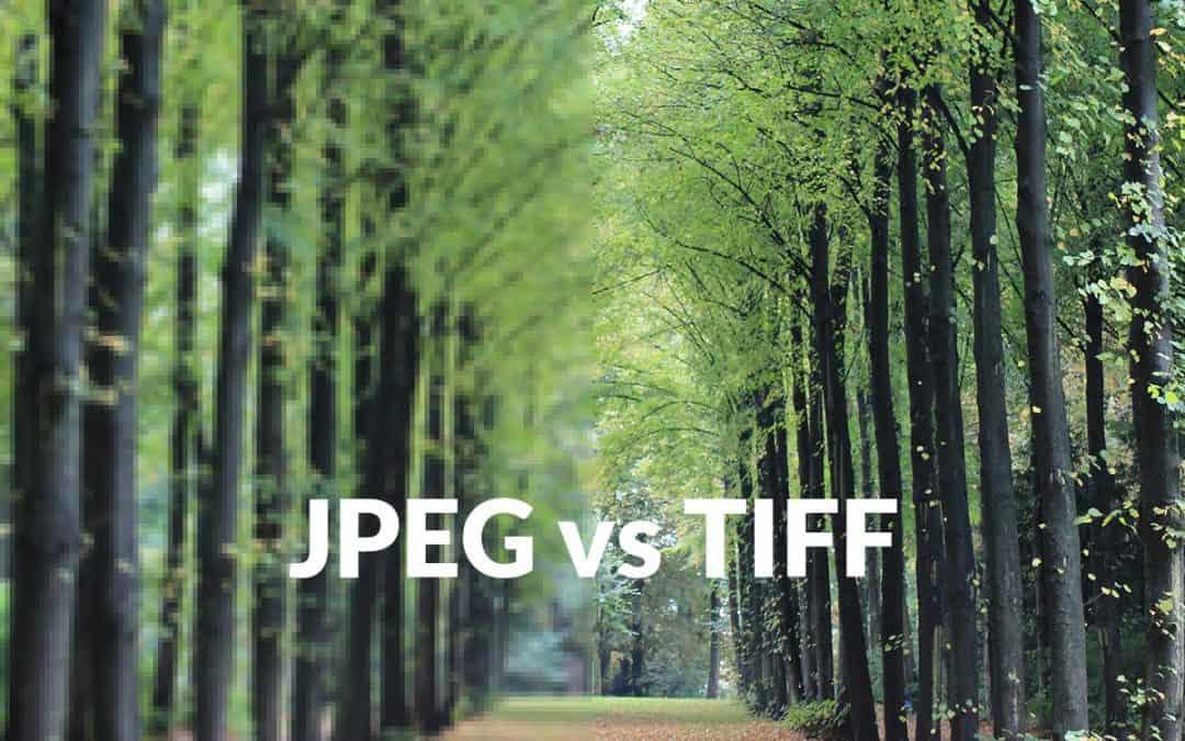 Tiff vs. Jpeg – Das altbekannte Duell