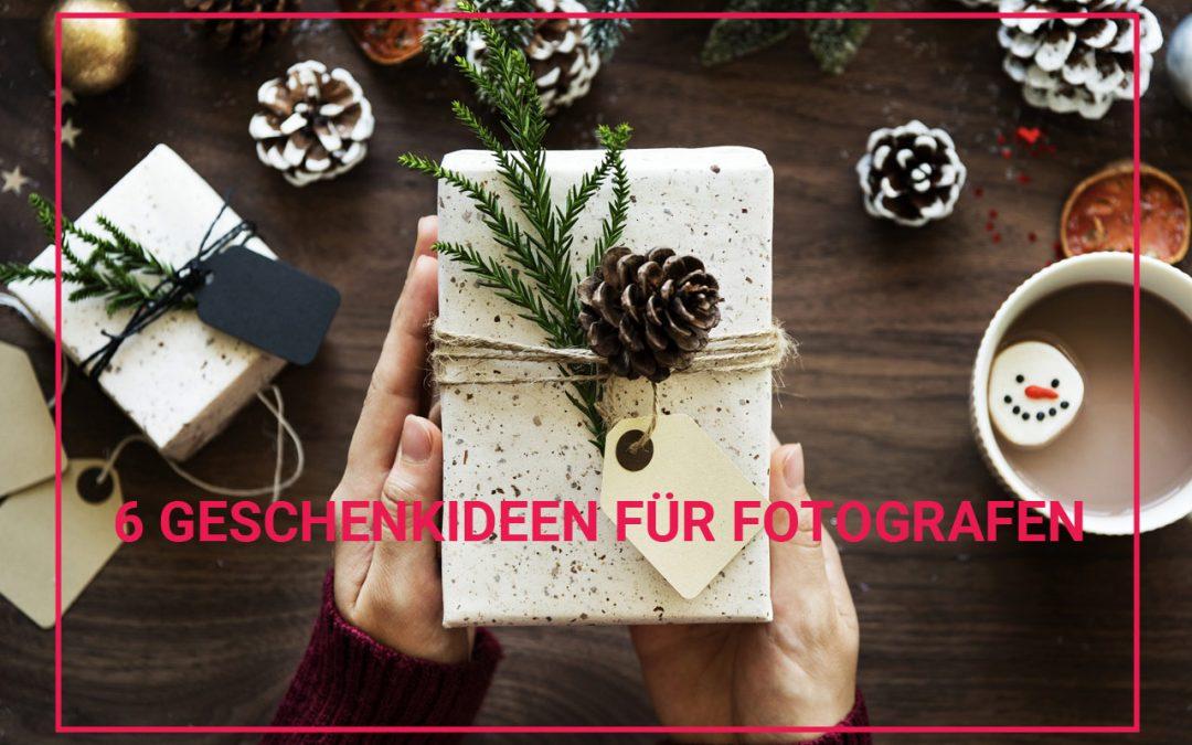 Geschenkideen für Fotografen 2019